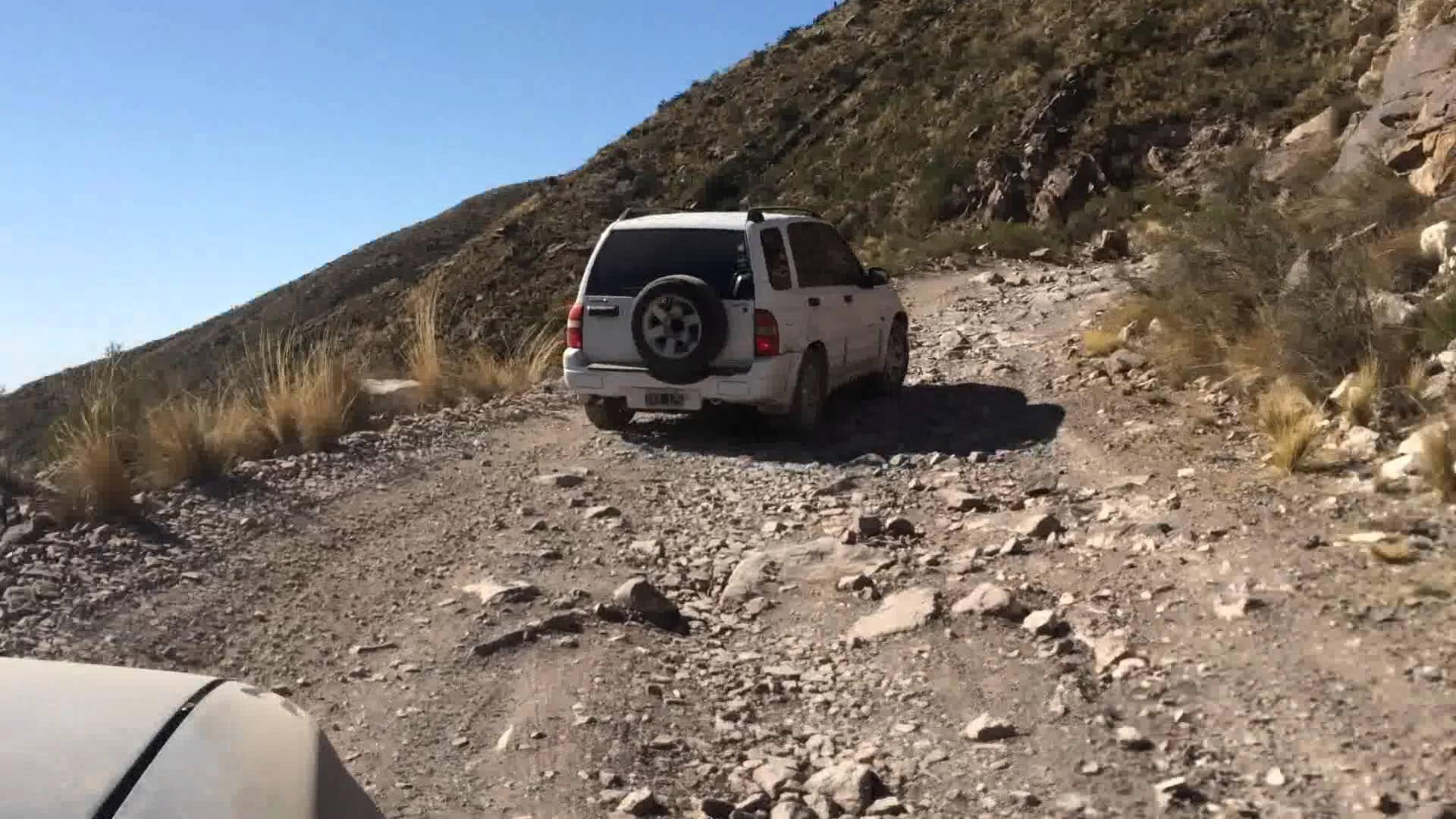 Ruta 13 Mendoza 4x4